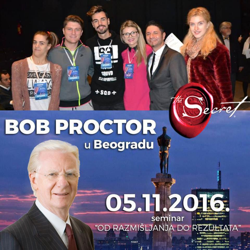 Seminar Boba Proktora – Beograd
